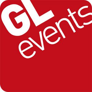 GL events : Logo