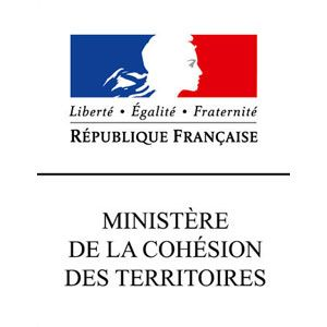 Ministry of Territorial Cohesion: Logo