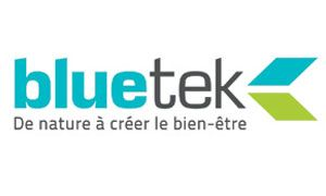 Bluetek: Logo