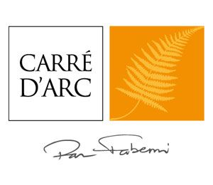 Carré d'Arc : Logo
