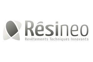 Résineo : Logo
