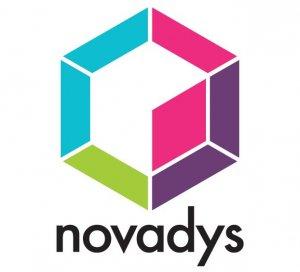 NOVADYS: Logo