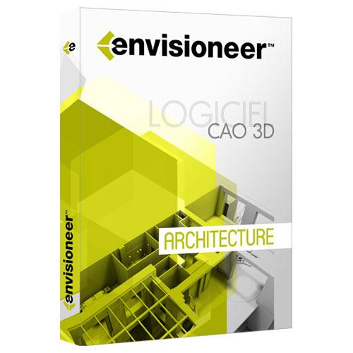 Logiciel d 39 architecture 3d envisioneer architecture a for Logiciel d architecture professionnel