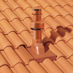 Flue for gas and oil condensing boilers