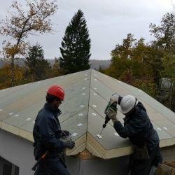 Usystem Roof SW and Usystem Roof SW Easy Airtight