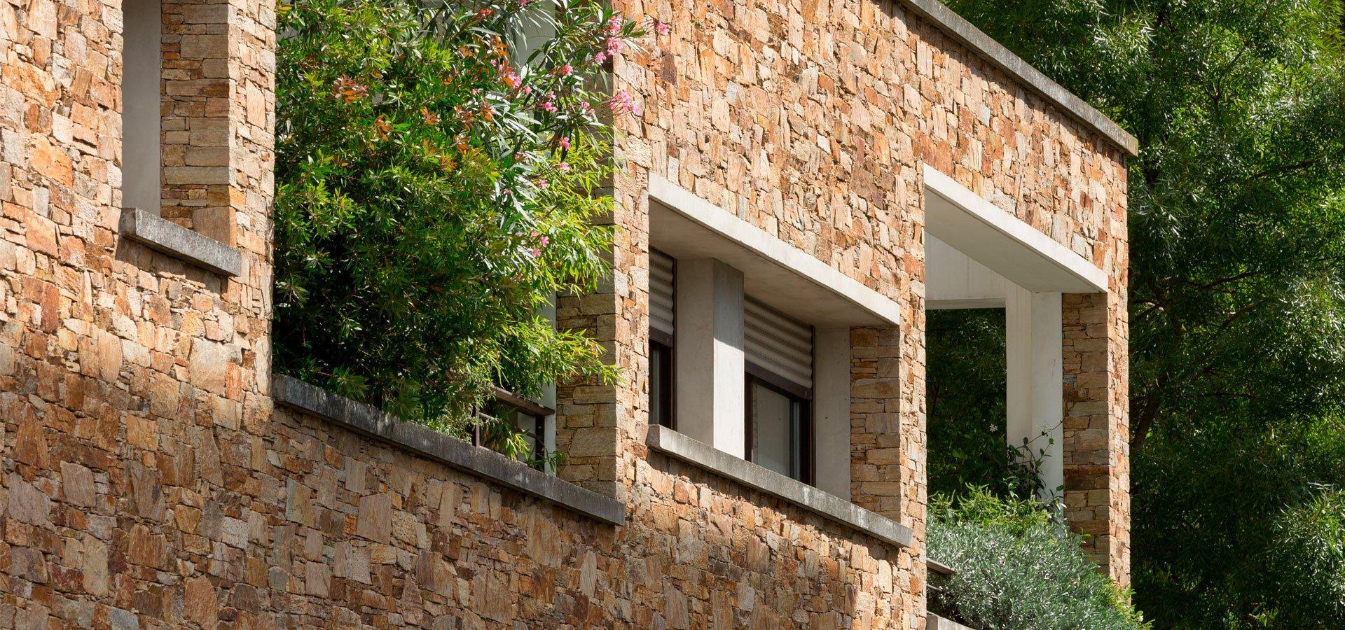 Pierre Naturelle Pour Facade pierre naturelle pour les aménagements paysagers, la