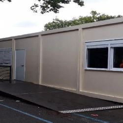 Used modular building for classroom