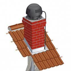Electric smoke extractor
