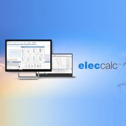 High and Low Voltage electrical installation calculation software