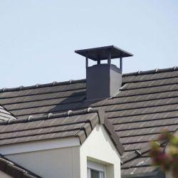 Roof outlet for ventilation