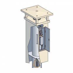 Smoke filtration by electrostatic precipitator