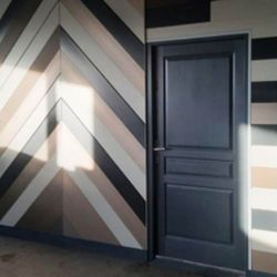 Interior and exterior aluminum cladding