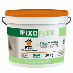 Adhesives for flexible coatings combining performance and environment