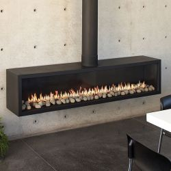 Design and aesthetic gas stove with ease of use for modern comfort
