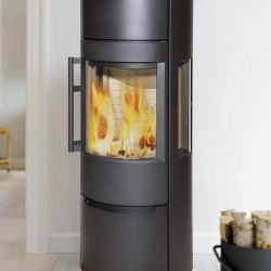 Design and contemporary wood stove