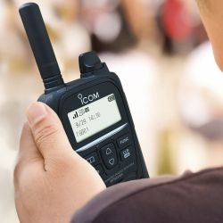 Push-to-talk radio solution on LTE (4G) / 3G networks