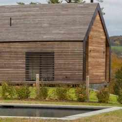 Kebony wood: low maintenance
