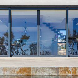 SYal aluminum sliding window