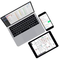 Site management software